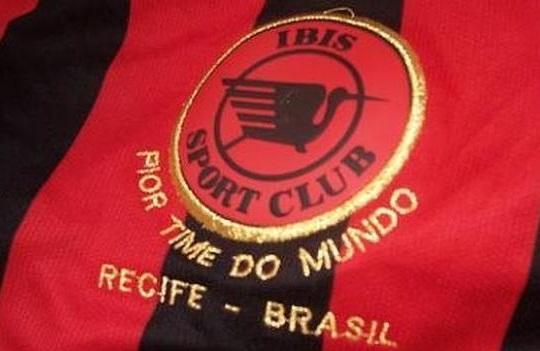 Íbis Sport Club: de slechtste voetbalclub ter wereld